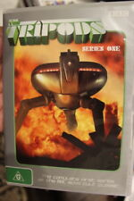 THE TRIPODS DELETED DVD 2-DISC SET BBC TV COMPLETE SCIENCE FICTION SERIES ONE