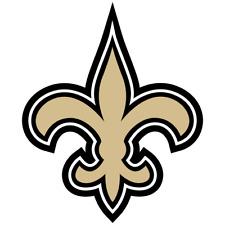 New Orleans Saints NFL Car Truck Window Decal Sticker Football Laptop Wall