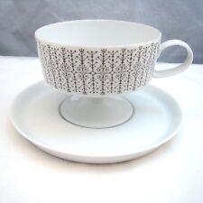 Rosenthal Studio Linie FILIGREE Large Cup & Saucer Set(s) EXCELLENT