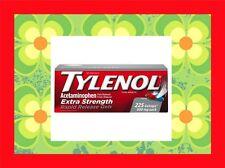 Tylenol Extra Strength 500 mg Rapid Release Gelcaps - 225ct-FREE WORLDWIDE SHIPP