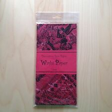 The Mountain Idea Washi (Rice) Paper - Red
