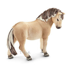 FREE SHIPPING | Schleich 13754 Fjord Horse Mare Toy New for 2014- New in Package