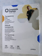 Transparency Film For Copiers CEB00559 - 100 sheets