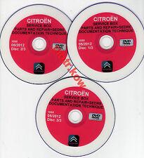 CITROEN SERVICE BOX+SEDRE 2012-EPC+TIS+WDS-FULL VERSION-NEW...