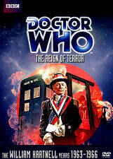Doctor Who: The Reign of Terror (Story 8) NTSC, Black & White, Multiple Fo Jacqu
