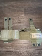 Eagle Industries Slung Weapon Belt Catch, Coyote MC-SWBC-MS-COY Lot Of (2) (RCR)
