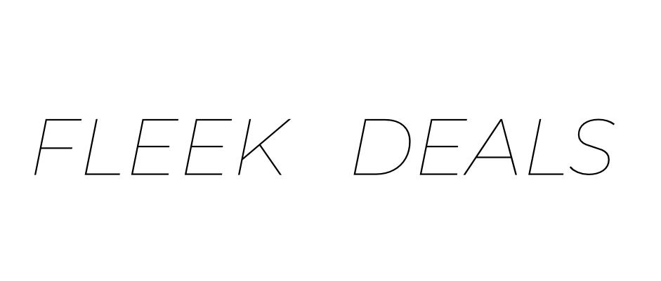 FleekDeals