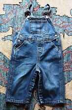 Toddler 18-24 months 2T Old Navy Soft Overalls Denim Coveralls Super Cute!!