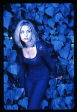 Buffy The Vampire Slayer Sarah Michelle Gellar Original 35mm Transparency slide