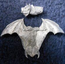 2000 muertos vivientes cayó Bat 2 Citadel Warhammer army condes vampiro gigante Dire Bat AD&D