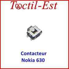 Pour Nokia Lumia 630  et 635 Contacteur du Bouton Power