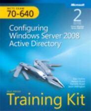 Self-Paced Training Kit (Exam 70-640) Configuring Windows Server 2008 Active Dir