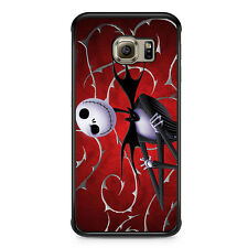 Jack Skellington Skin Cover Case For Samsung Galaxy S5 S6 S7 EDGE Note 4 5