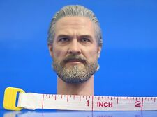 Hot Toys MMS144 TRON LEGACY Kevin Flynn - Head Sculpt Only 1:6 Scale