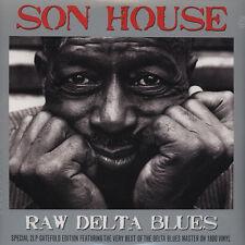 Son House - Raw Delta Blues (Vinyl 2LP - 2011 - UK - Original)