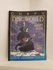 GURPS: Discworld, RPG, Steve Jackson Games, Softcover