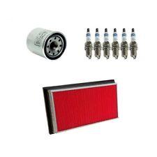 TK2053-08 : Fits 03-07 Nissan Maxima 3.5L Tune Up Kit, Air Oil Filter Spark Plug