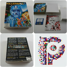 Killerball A Microids Game for the Commodore Amiga Computer tested & working