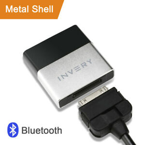 Airdual Bluetooth Adapter for In-Car 30 Pin iPod iPhone Music Interface Adaptor