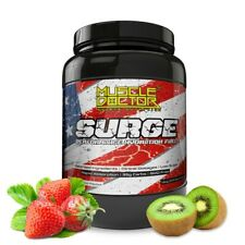 Muscle médecin Surge-PERFORMANCE HYDRATATION Fuel-FRAISE KIWI - 400 g, 1.5 kg