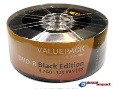 50  DVD-R TRAXDATA 8X 4.7 GB SUPPORTI VERGINI TRAXDATA VALUEPACK