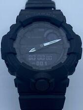 Men's Casio G-Shock Power Trainer Black Strap Watch (Model: GBA800-1A)