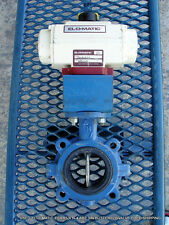 USED EL-O-MATIC ESA 65/A N-4 ABZ 3IN BUTTERFLY VALVE FREE SHIPPING!