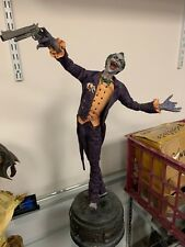 Sideshow Collectibles DC Comics Arkham Asylum Joker Premium Format Figure - READ