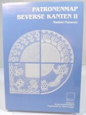 Pauwels Nadine, Patronenmap Beverse Kanten II 1994 - Lace-Making Patterns