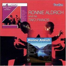 RONNIE ALDRICH AND HIS TWO PIANOS & MELODIES FROM THE CLASSICS - CDLK4230