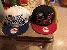 Chicago Bulls Snapback Lot