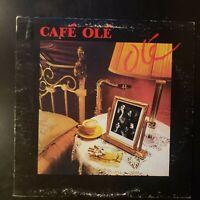 "Café Olé ""Olé"" Vinyl Record LP ***RARE*** (1981) Funk / Soul"