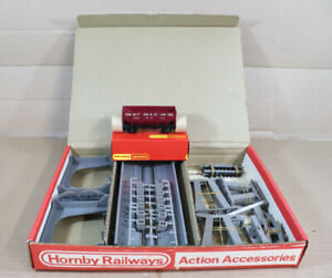 HORNBY R403 BR CONSETT ORE WAGON OPERATING ACCESSORY SET MINT BOXED oa