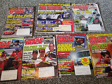 CIRCLE TRACK & Racing Technology magazines - 1998