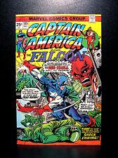 COMICS: Marvel: Captain America #185 (1975), Red Skull app - RARE