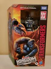 Transformers Voyager OPTIMUS PRIMAL War for Cybertron Kingdom IN STOCK!