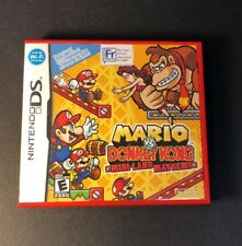 Mario vs Donkey Kong [ Mini-Land Mayhem / RED Case ] (DS) USED