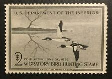 Tdstamps: Us Federal Duck Scott#Rw23 Mint Nh Og Corner Lightly Crease Cv$100.00