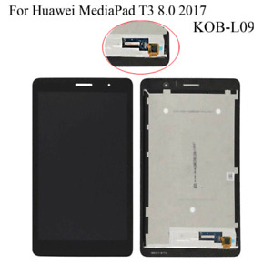 """Huawei MediaPad T3 LCD Display Touch Screen Digitizer Replacement 8"""" KOB-L09 UK"""