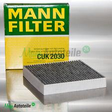 ORIGINAL MANN-FILTER INNENRAUMFILTER CUK2030 JAGUAR XF CC9 SPORTBRAKE XJ NEU !!