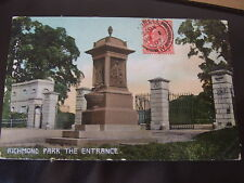 Richmond Park, The Entrance, Sawyer's Hill, nr  Isleworth, Misch & Co  Series PC