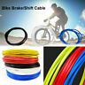 New 1/2/3 m Bicycle Brake Cables Shift Cable Wire MTB Road Bike Derailleur Cable