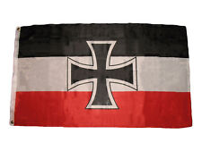 3x5 German Germany Jack Iron Cross 1871-1918 World War 1 Flag 3'x5' Banner