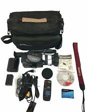 Canon GL2 3CCD Digital Video Camcorder | 100x Digital Zoom | big bundle #9036