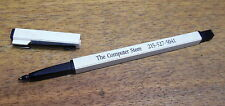 Vintage Early Rare Apple The Computer Store Bryn Mawr PA Advertising Pen