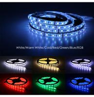 5M 5050  waterproof /No waterproof Flexible Strip Light 12V SMD LED Tape lamp