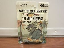 Where The Wild Things Are  THE WILD RUMPUS CARD GAME  Briarpatch   NEVER OPENED