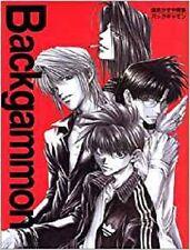 Japan Saiyuki Kazuya Minekura Backgammon #1 art book