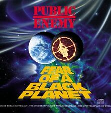 Public Enemy  'Fear of a Black Planet'   Deluxe Edition    **Brand New CD**