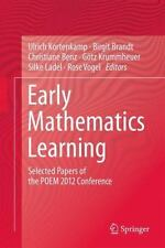 Early Mathematics Learning : Selected Papers of the POEM 2012 Conference...